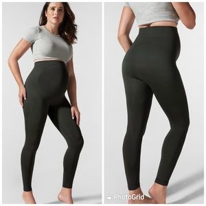 BLANQI M Everyday belly support maternity leggings
